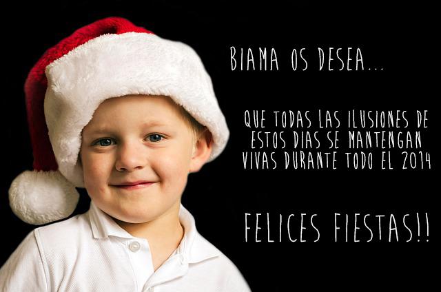 Feliz Navidad y muy feliz 2014